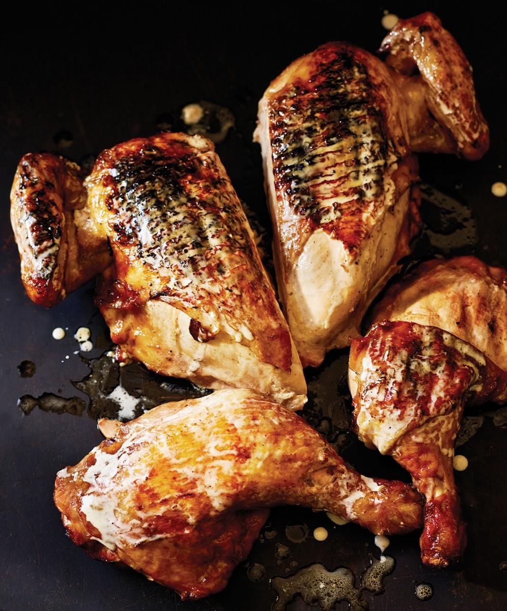 Alabama White Sauce Chicken